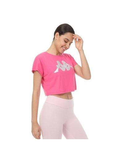 Kappa Kadın T-Shirt Bastyy  Pembe